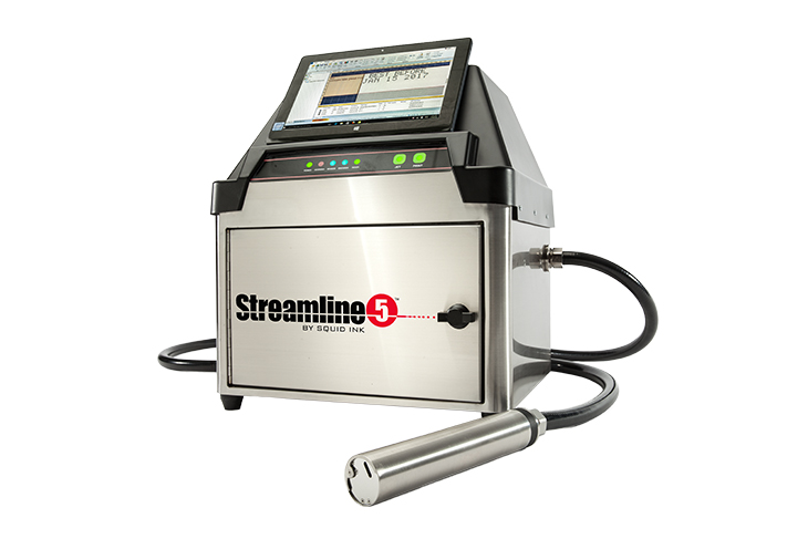 Streamline 5 CIJ Small Character Printer